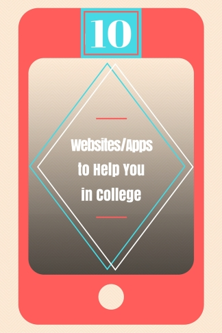 10 Websites and Apps to Help You in College- Whether it be planning your schedule or practicing your vocabulary words, these websites and apps will help get you through your academic journey.