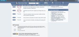 blue letter bible step 2