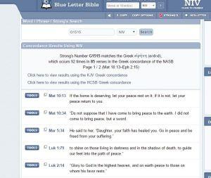 blue letter bible step 5