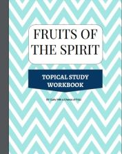 fruits of the spirit topical study cover page