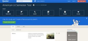 Quizlet to Help You in College- 10 Websites to Help You in College