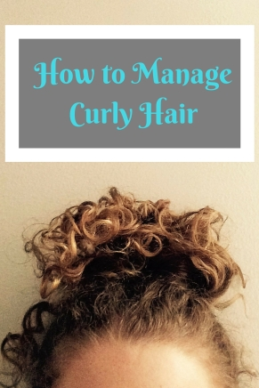 How to Manage Curly Hair- Haven't figured out what to do with the curly mess on your head? Just follow these tips and you will get the hang of it!